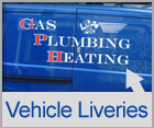 Vehicle Livery Van Graphics