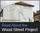 Wood Street Signwriter Project Council Project