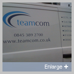 Van, Vehicle and Car Graphics in London
